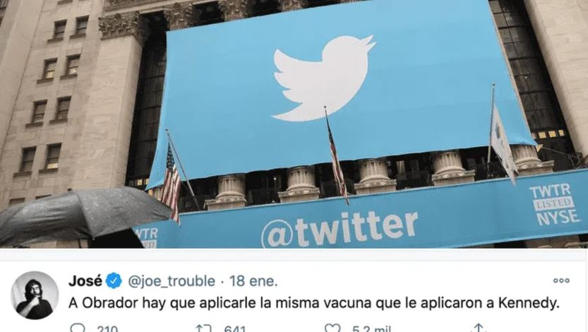 «Influencer» sugiere atentar contra AMLO
