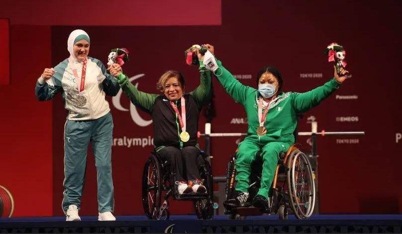 AMLO felicita a los medallistas de Juegos Paralímpicos Tokio 2020