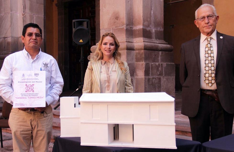 Se inaugura Museo Comunitario de Pinal de Amoles