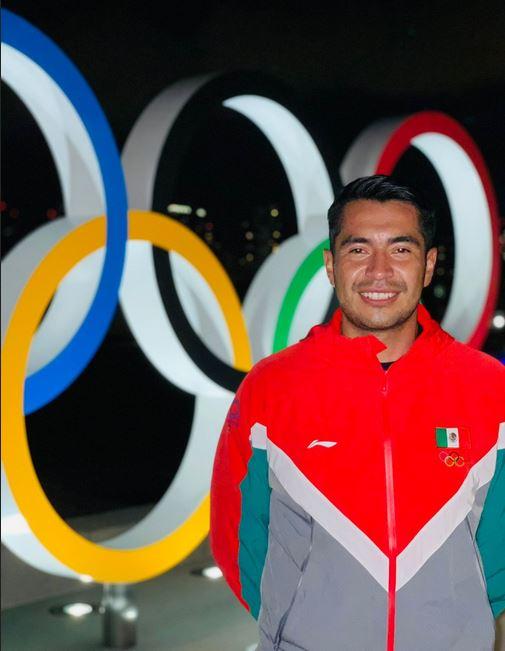 Queretano participó con selección mexicana de futbol en Tokio 2020
